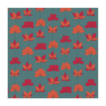 Coupon de tissu Wax imprimé Lianes 8 - 150 x 160 cm