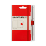 Attache stylo pour carnet Pen Loop Rouge