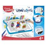 Machine à dessiner lumineuse Lumi Board