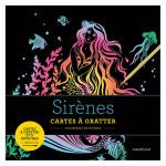 Cartes à gratter Sirènes