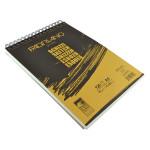 Bloc de papier esquisse 90 g/m/² Schizzi 21 x 29,7 cm 120F