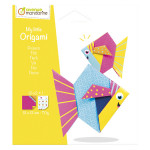 Set My Little Origami Poisson 20 feuilles